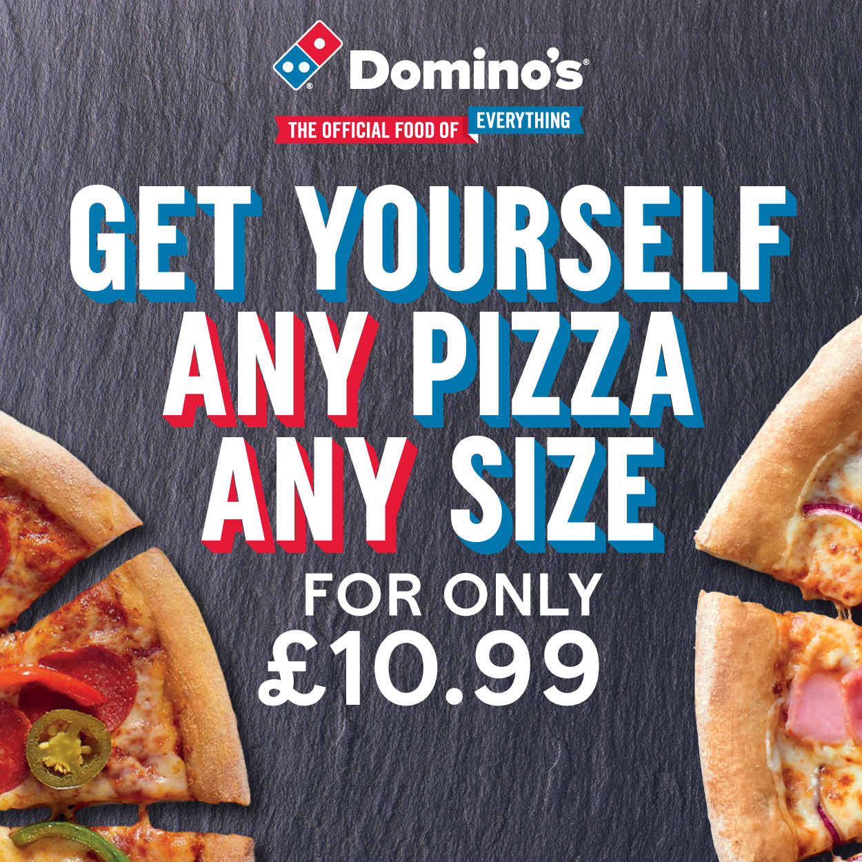 Dominos August