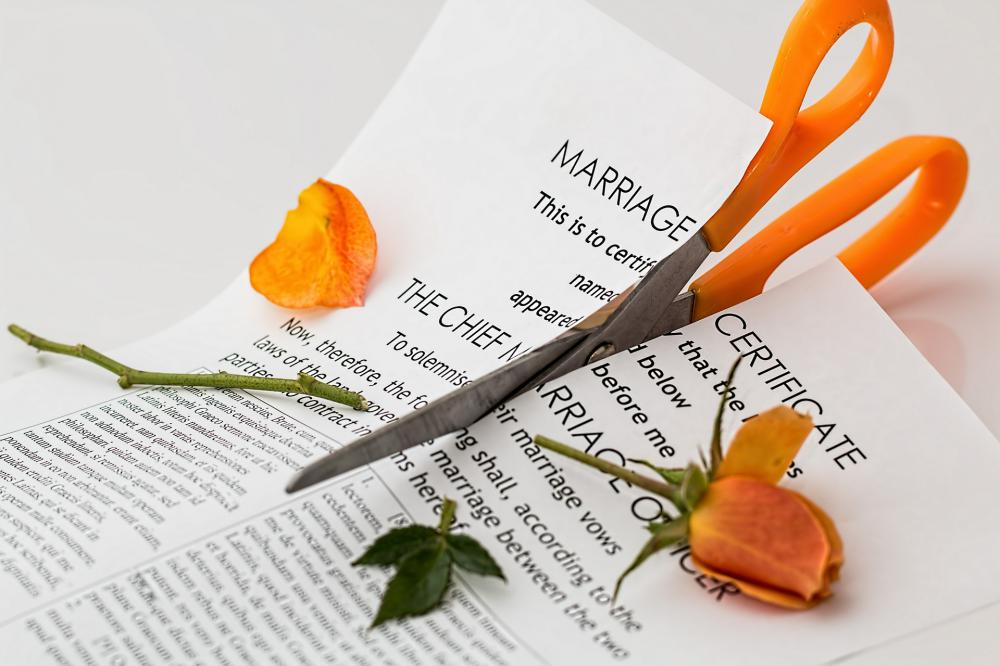 Common Problems Divorcing Couples Encounter