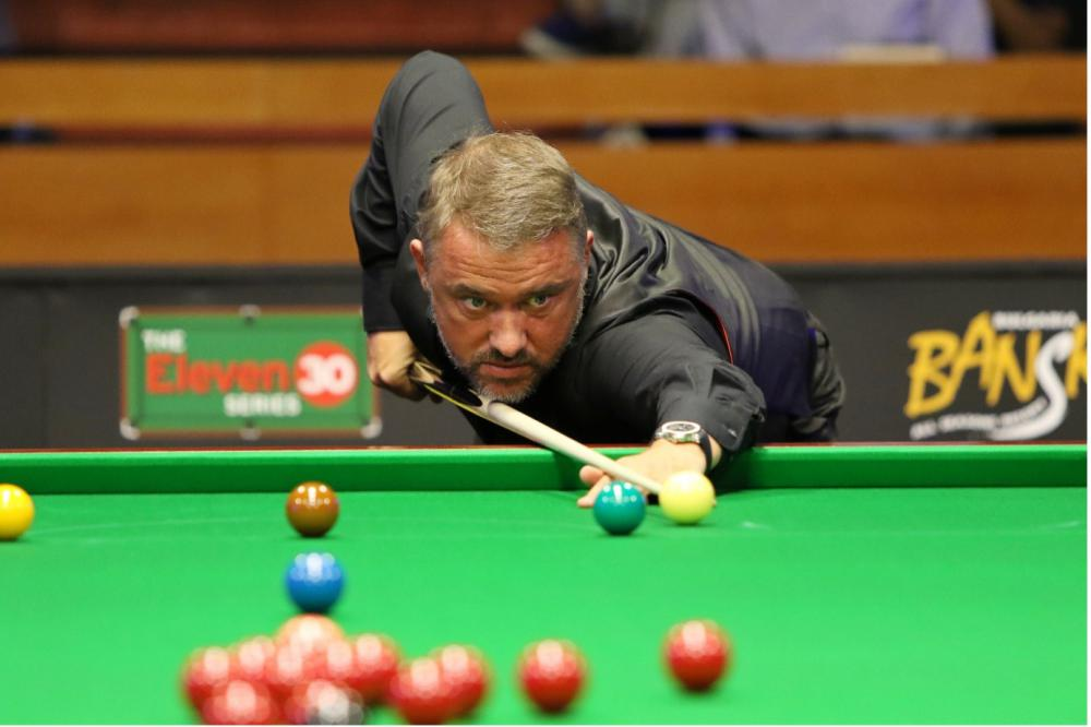 Stephen Hendry sends Jimmy White packing in rocky trip down memory lane