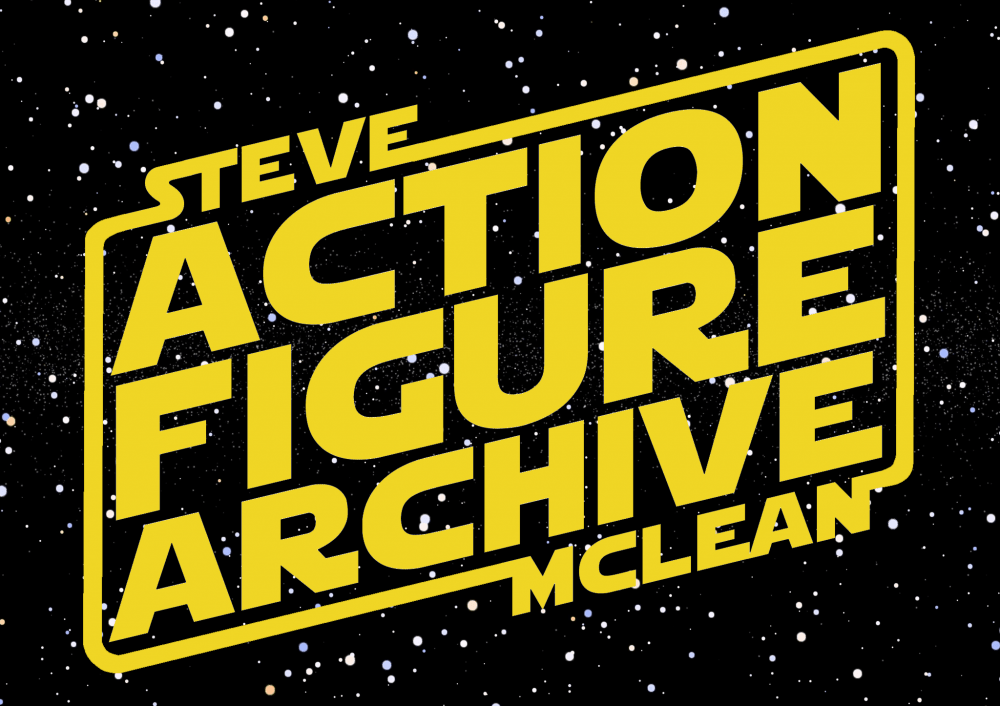 Steve McLean's Action Figure Archive