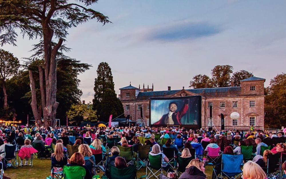 The Luna Cinema returns to Lydiard Park this weekend