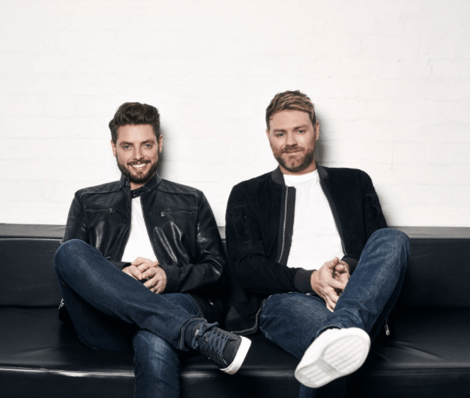 Relive your Boyzone and Westlife fan days just down the road in Oxford