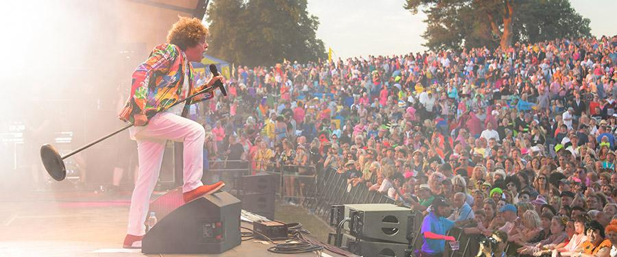 Leo Sayer to perform at Swindon's Wyvern Theatre