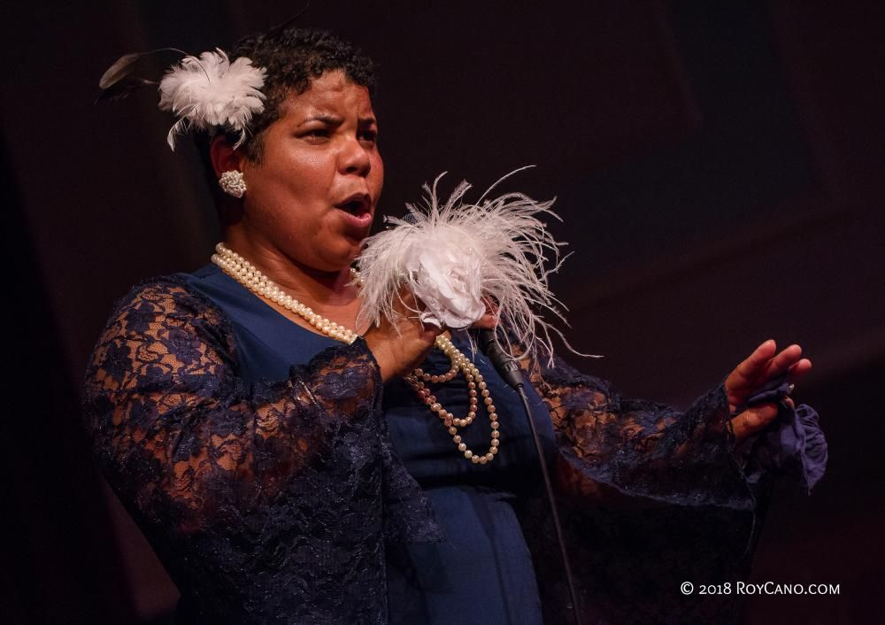 Ma Bessie Brings Her Blues Troupe To Old Town