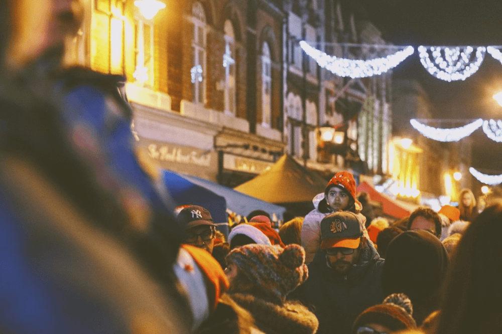 Old Town focuses on Inspiring talent for Christmas Lights Switch On