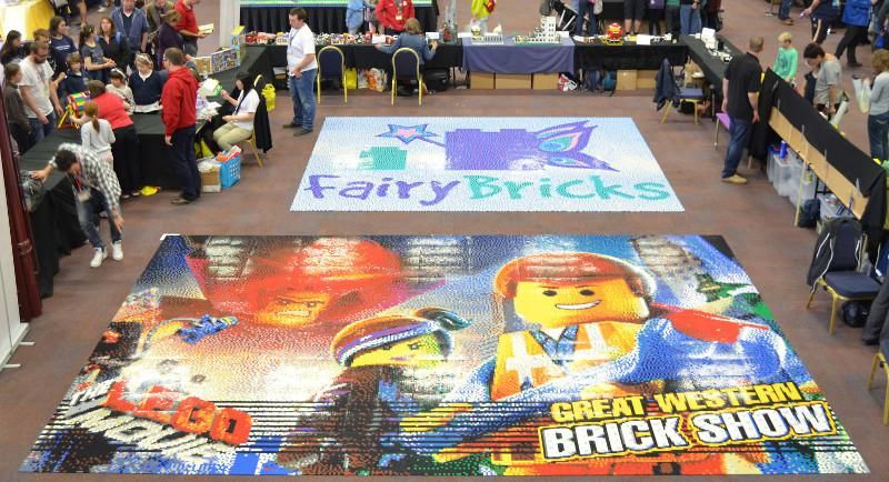 Excitement building ahead of Great Western Brick Show