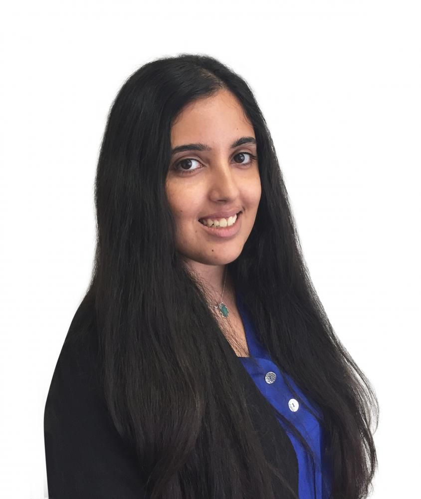 New recruit Marina Emmanouel is qualified to work in Cyprus as well as England and Wales