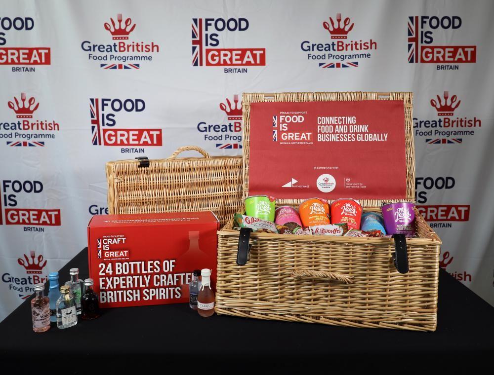Government chooses Business West food and drink initiative to help drive industry bounce-back overseas