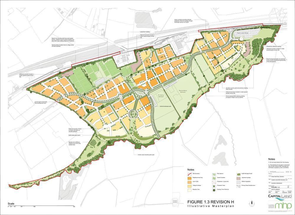 Green Light For Big East Swindon Development