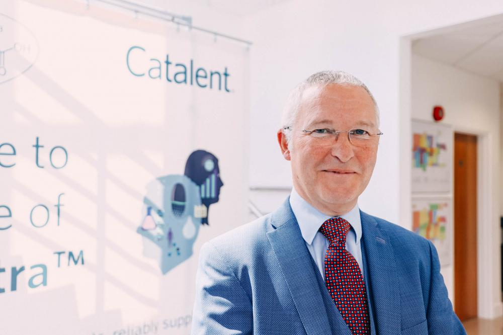 Catalent Invests Over £20 million in Swindon Manufacturing Site to Develop Medicines of the Future