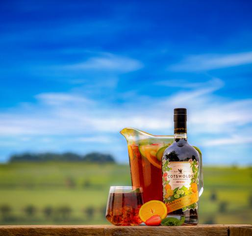 The Cotswolds Distillery launches seasonal edition Cotswolds Summer Cup