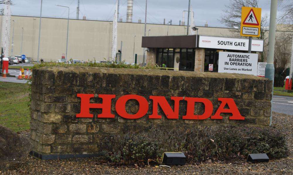 Support in place for Honda staff and supply chain workers