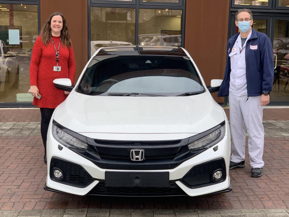 Honda donates cars and STEM Learning Kits to inspire Wiltshire's next generation of engineers