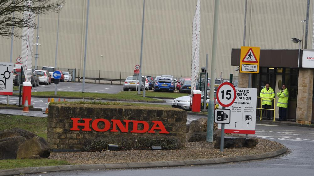 Swindon MPs release statement about the unconfirmed closure of Swindon's Honda factory in 2022