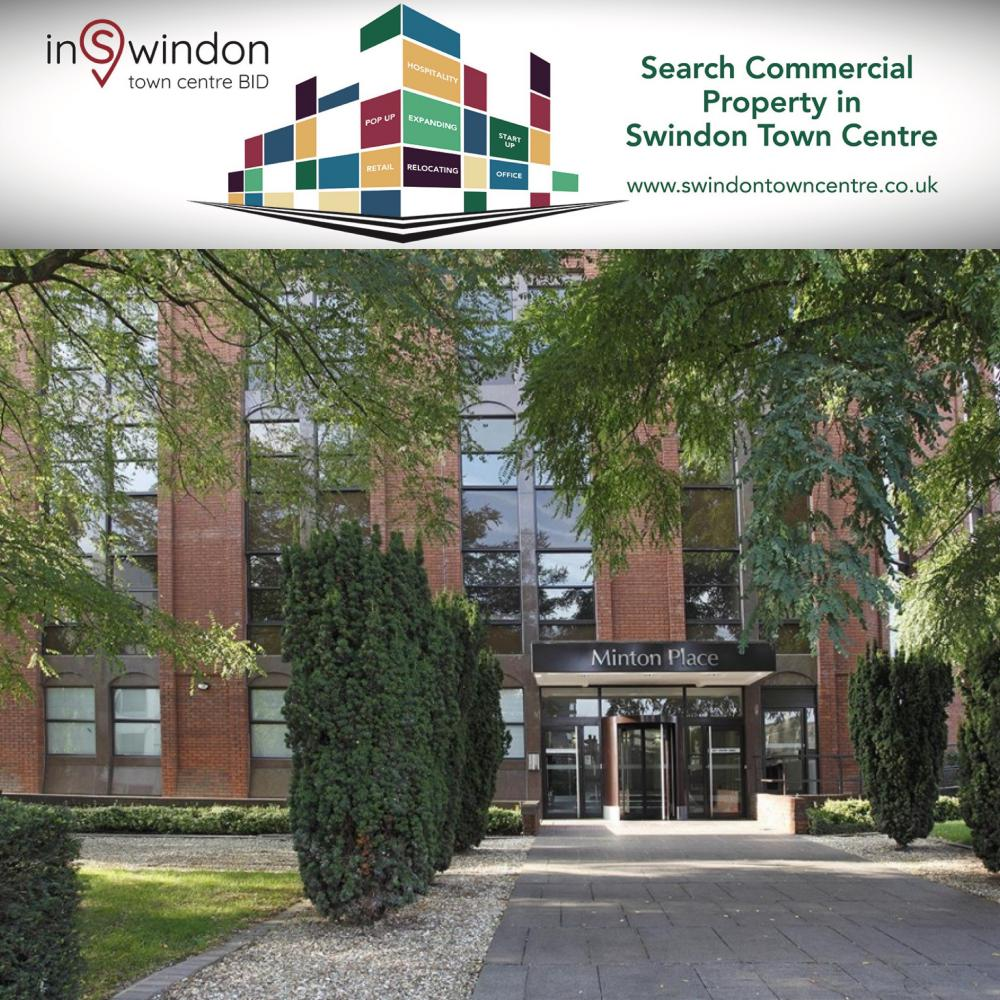 Swindon Town Centre commercial property search platform launched