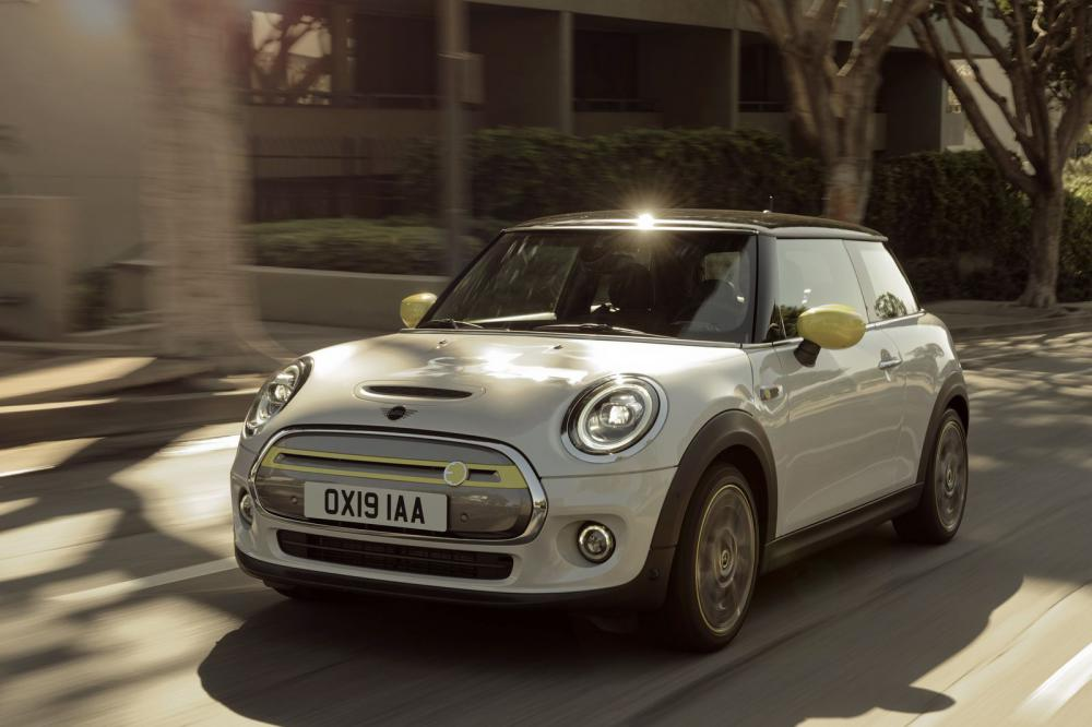 New fully electric Mini set to disrupt the UK car market