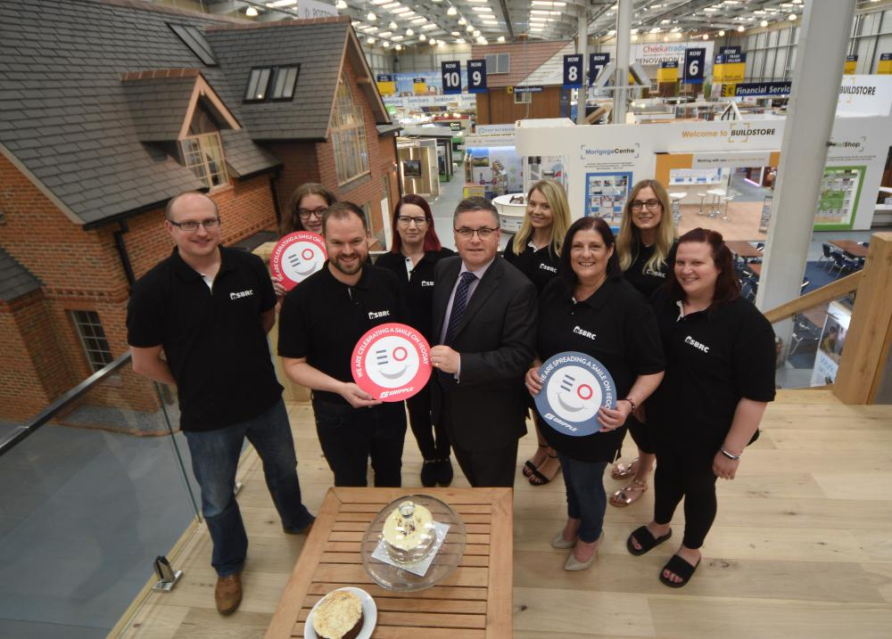 'A very empowering concept' - NSBRC staff celebrate Employee Ownership Day
