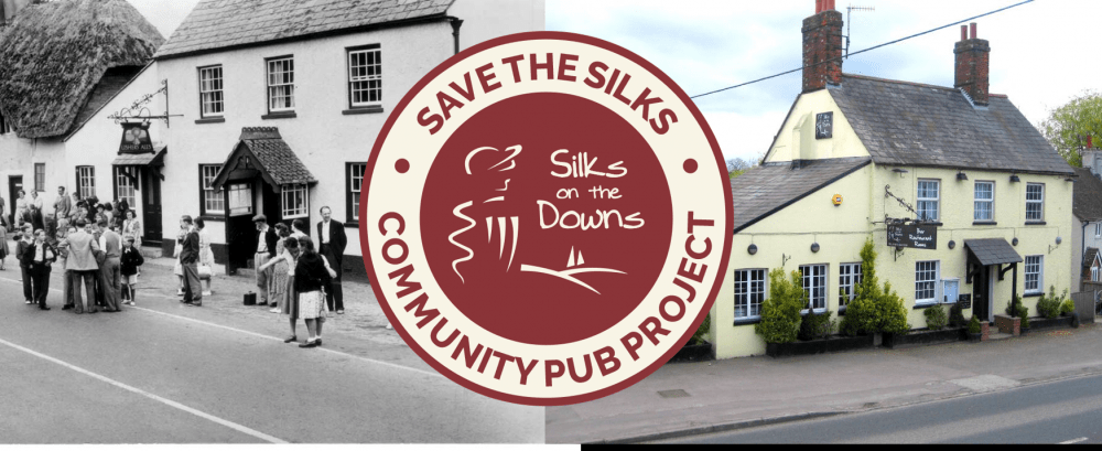 #SaveTheSilks campaign awarded £60,000 funding package by Plunkett Foundation's More Than A Pub Programme
