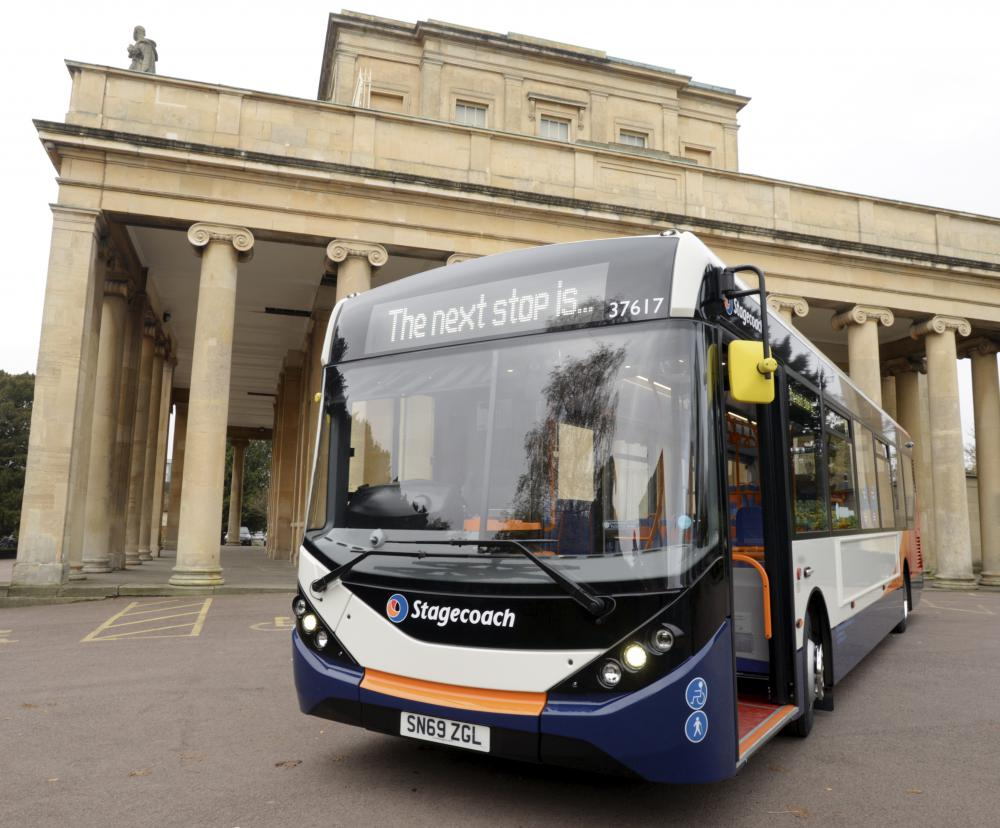 Stagecoach West provides school and college bus services in Swindon and further afield