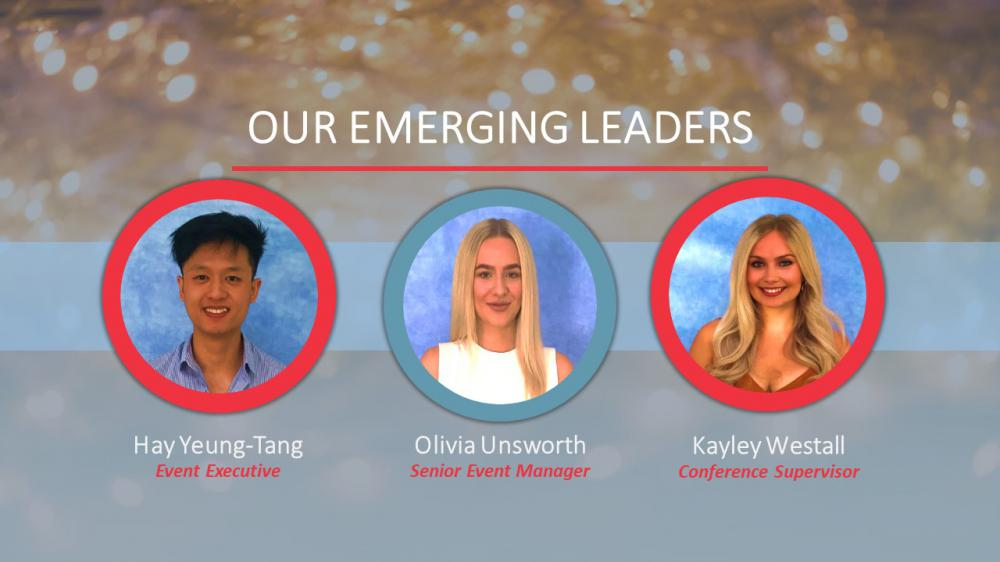 Venues and Events International's Emerging Leaders