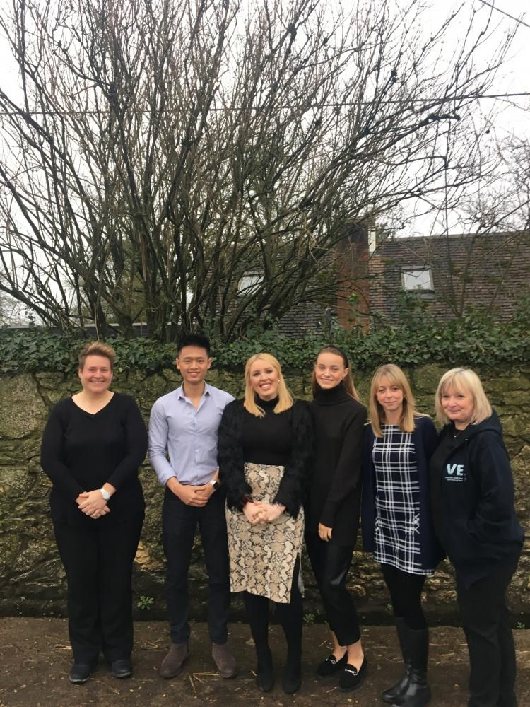 Wanborough Based Agency Takes on 6 New Recruits