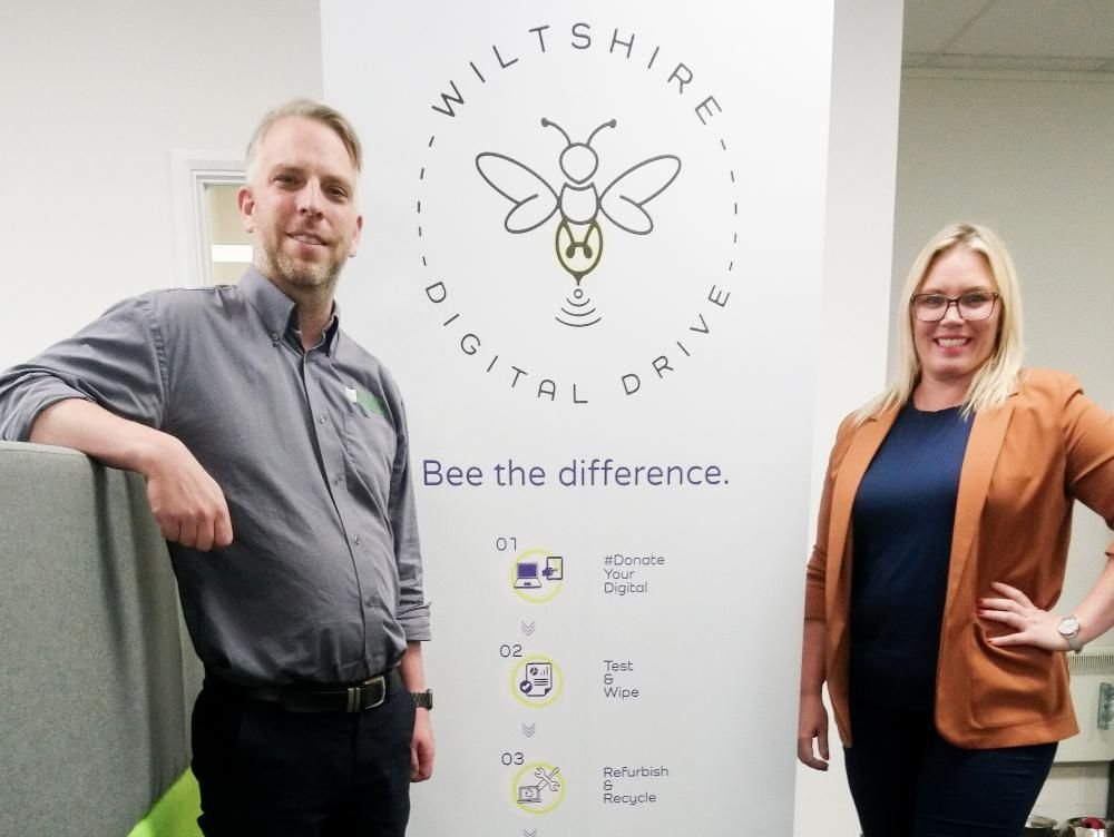 Wiltshire Digital Drive shortlisted for national Small Award