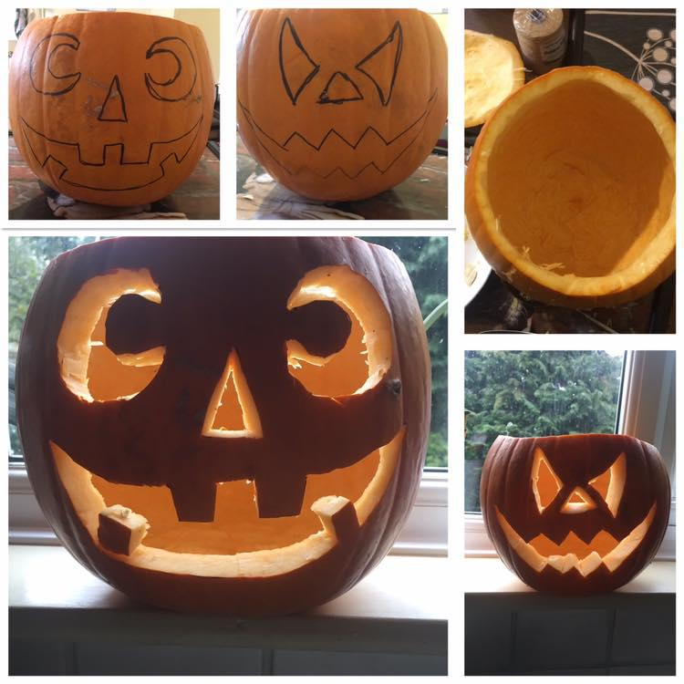 Hospital charity's pumpkin competition