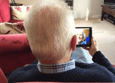 Fundraising launched for Virtual Visits for Care Homes