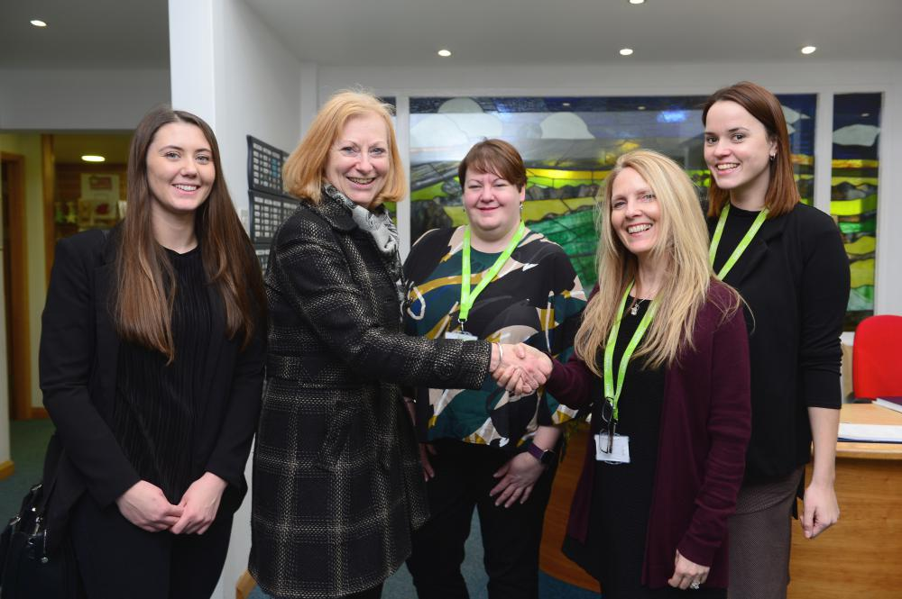 David Wilson Homes raises more than £50k for its charity of the year Prospect Hospice