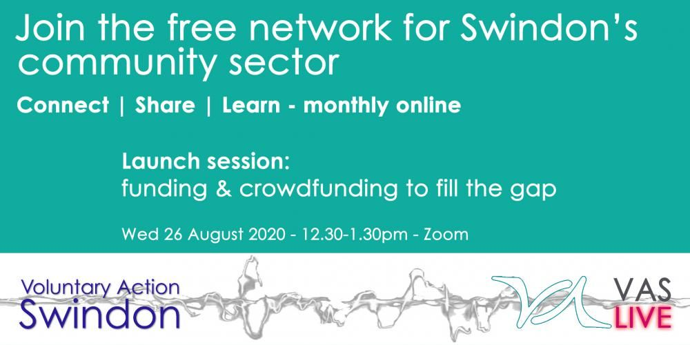 New online network for Swindon's voluntary and community groups