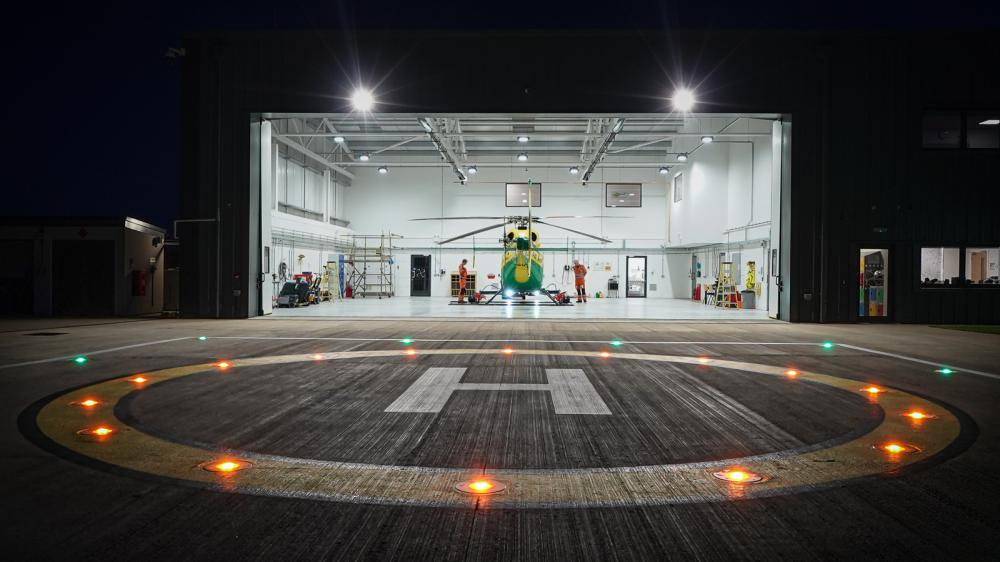 Wiltshire Air Ambulance gets snapped up for Sony photography exhibition