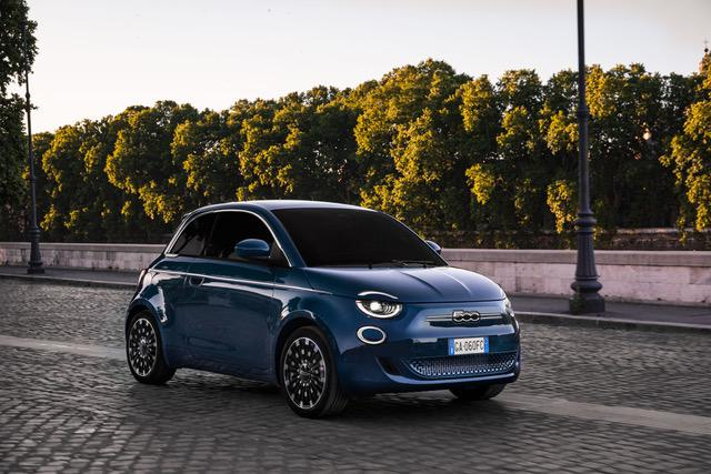 Fiat 500 : Leading the electric charge