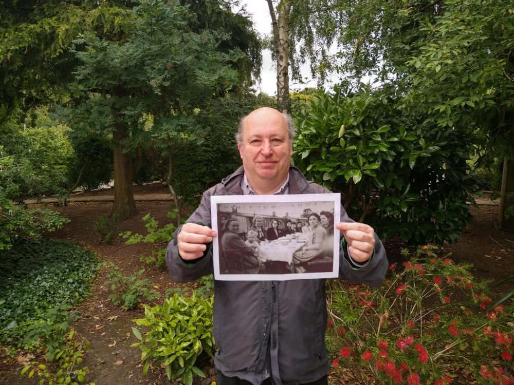 Call for World War 2 Civilian Images For Parish VJ Day Event