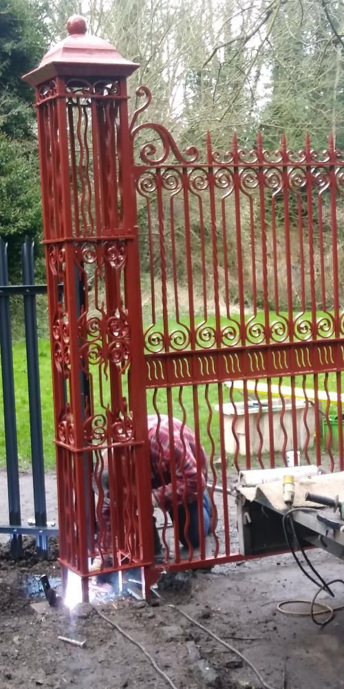 Old Town Garden gates get new lease of life