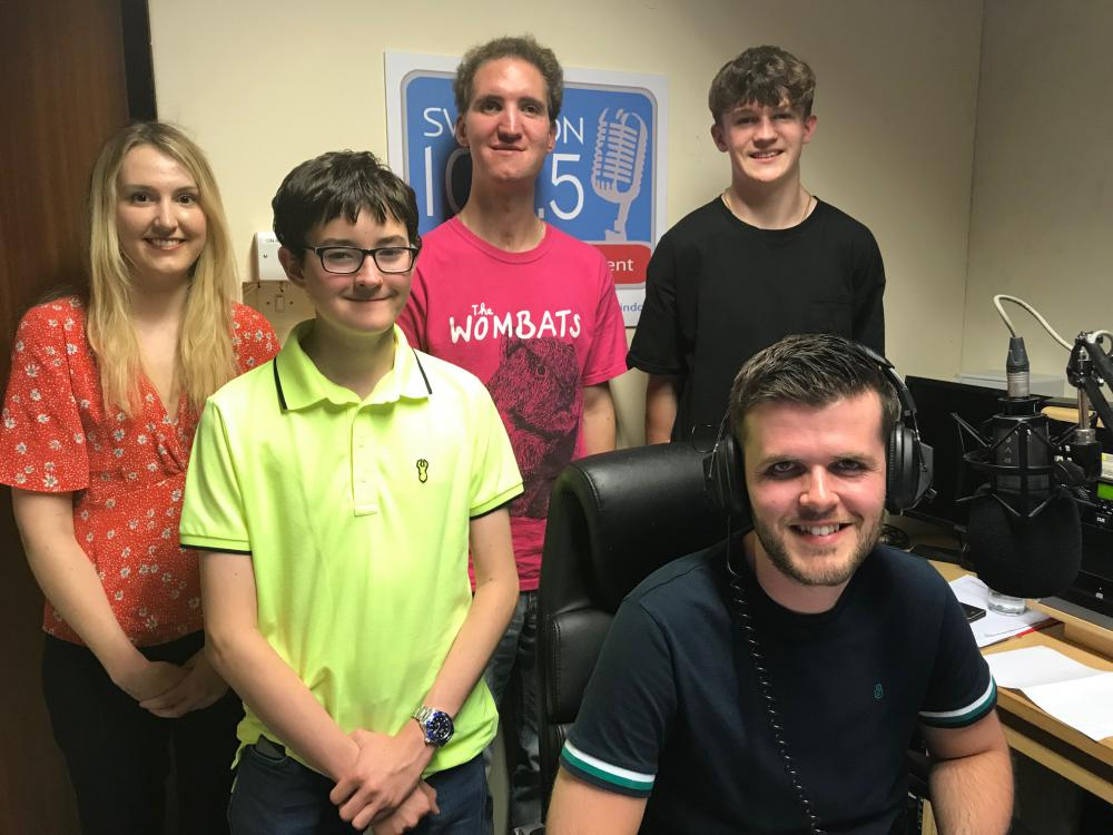Youth definitely matters at Swindon 105.5