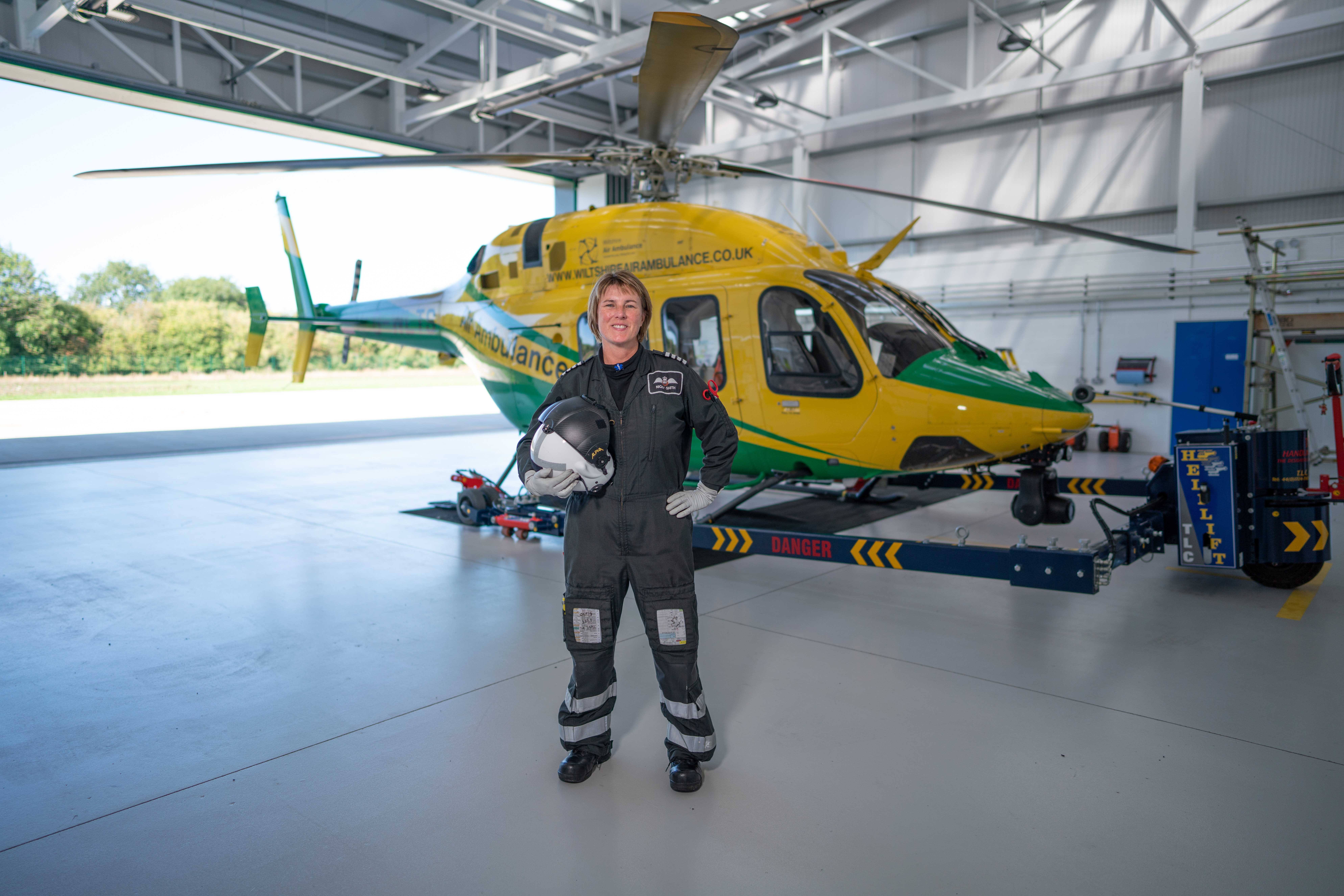 Be aware of Wiltshire Air Ambulance when flying drones