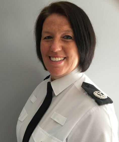 Assistant Chief Constable Deb Smith