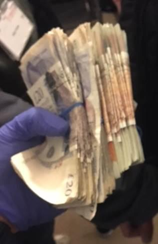 Arrests and weapons, cash and drugs seizures in week-long police operation against cuckoo drug gangs