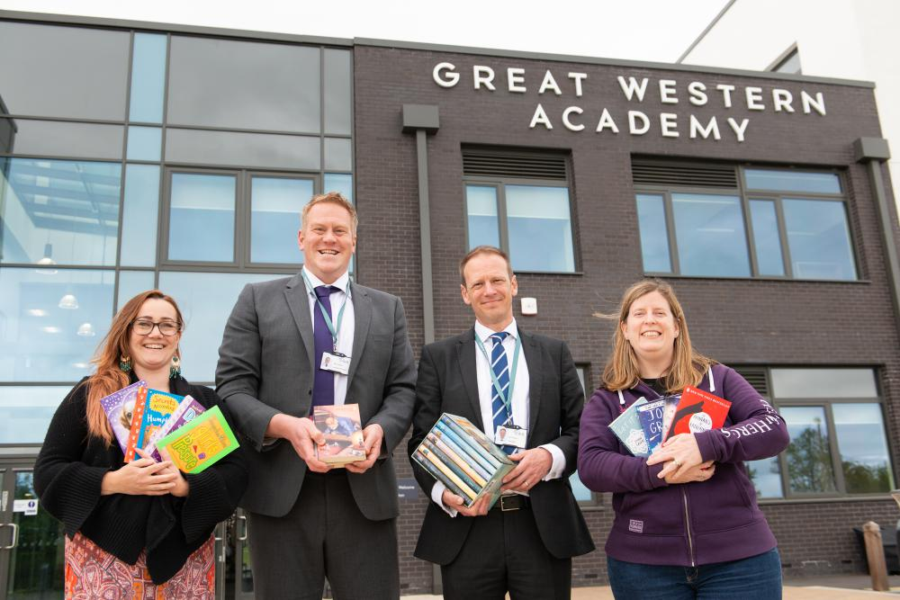 Great Western Academy gets financial boost to launch first parent teacher association