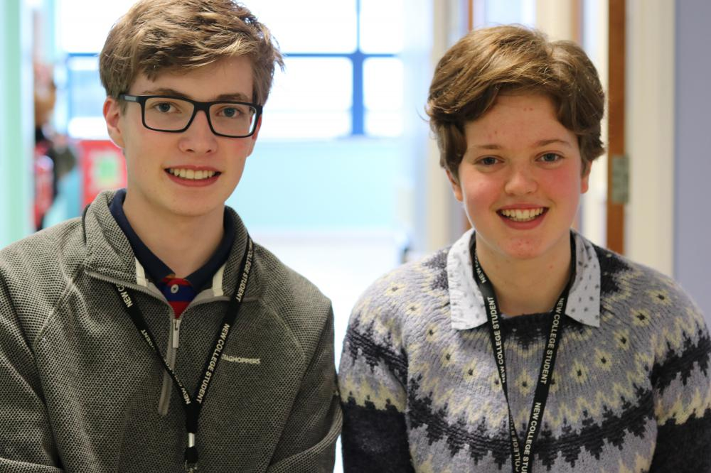 New College take home best team and best individual  titles at annual Frankly Speaking Debate