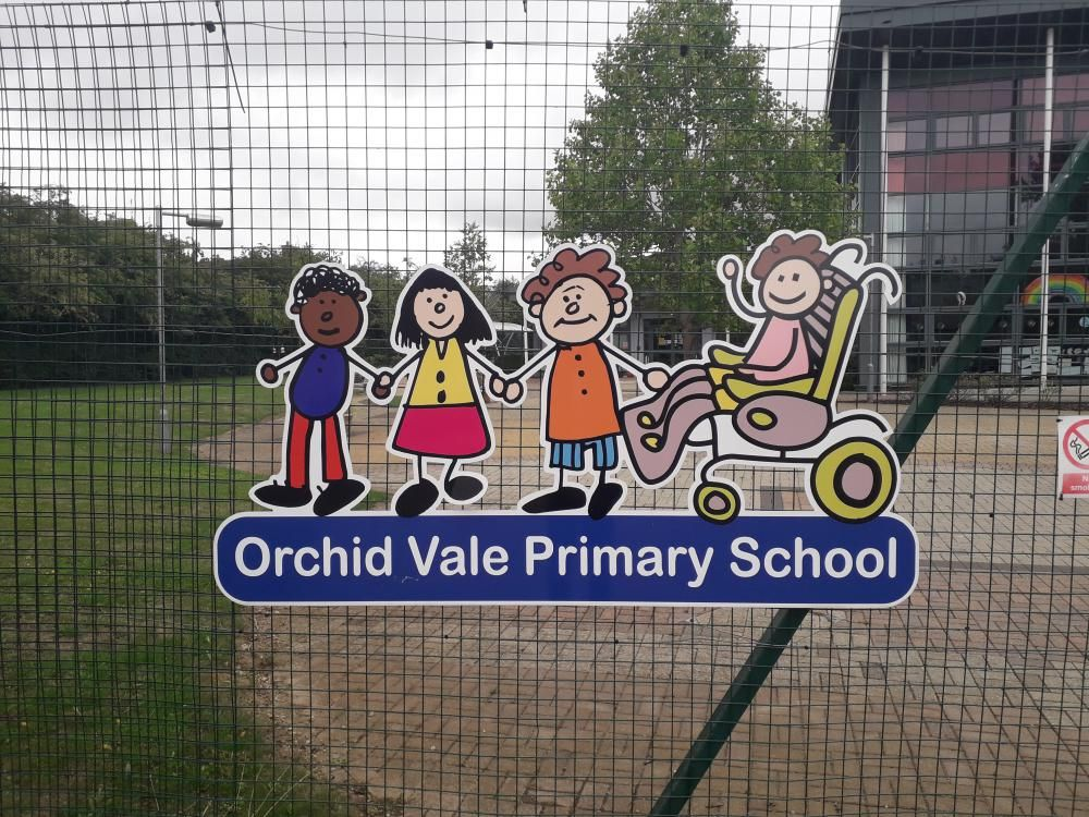 Orchid Vale Primary School rated inadequate by Ofsted