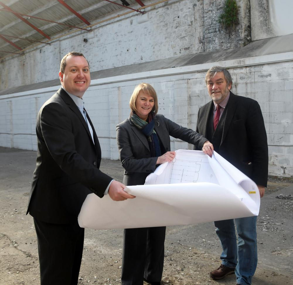 University ready to move into Swindon's Carriageworks