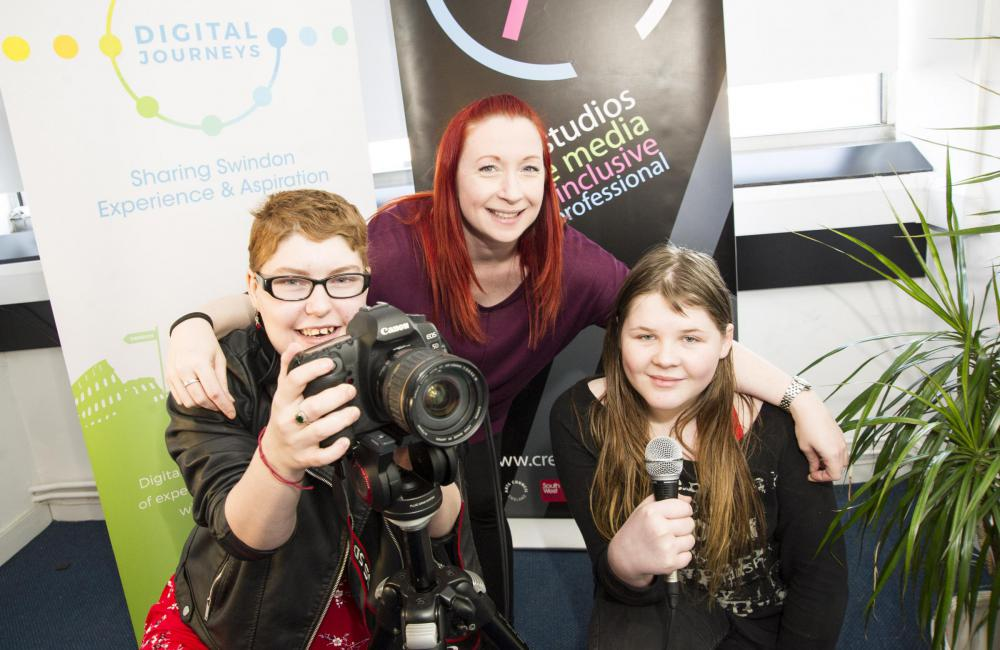 New programme launches to help Swindon's young people launch their careers