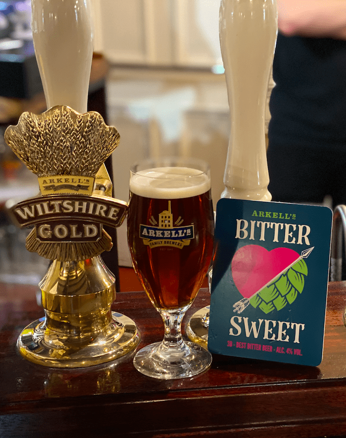 Arkell's celebrates love with new Valentine's Day beer 'Bittersweet'