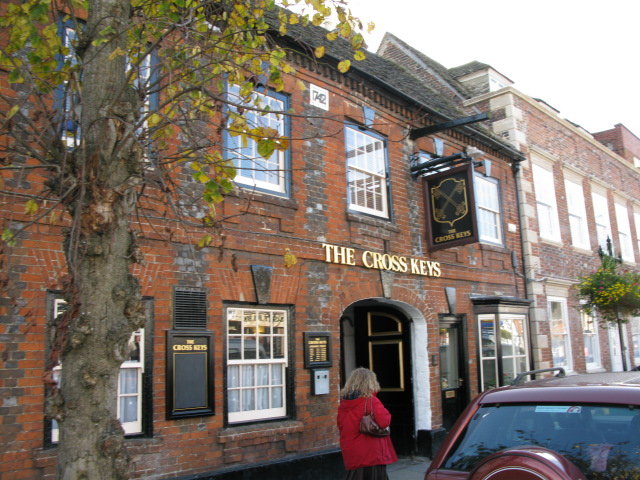 The pub as it was before refurbishment