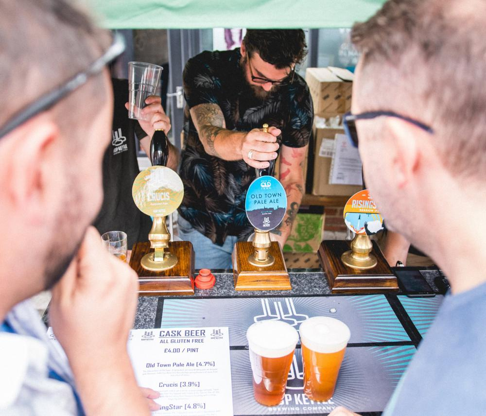Old Town's Sausage & Ale festival is back, and this year it's eco- friendly!