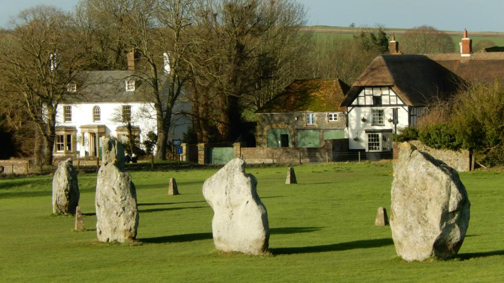 Avebury closed for Summer Solstice