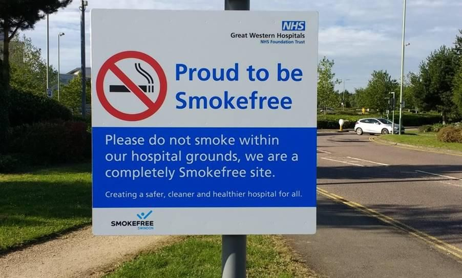 Learn how Swindon is fighting the war against smoking, drug and alcohol addictions