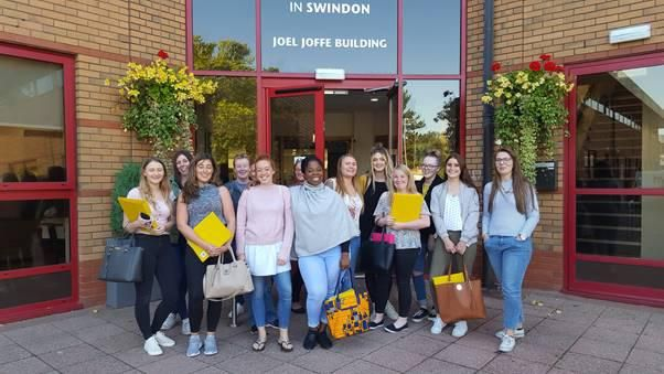 GWH welcomes batch of new student nurses