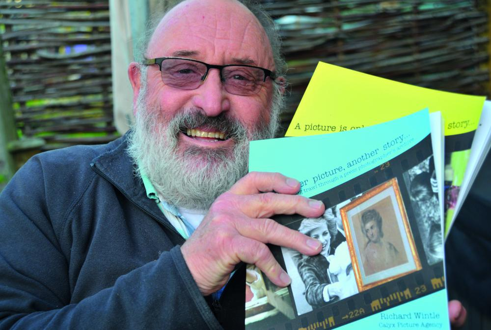 Snapping through Swindon's history: photojournalist Richard Wintle releases second book